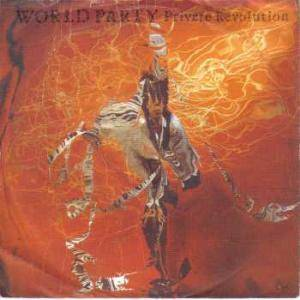 Cover - World Party: Private Revolution