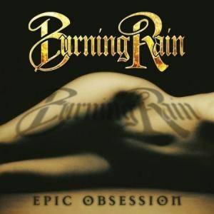 Cover - Burning Rain: Epic Obsession