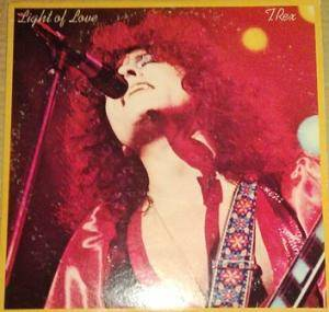Cover - T. Rex: Light Of Love