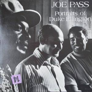 Cover - Joe Pass: Portraits Of Duke Ellington