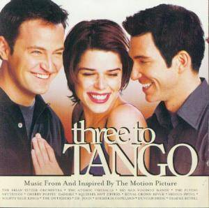 Three To Tango - Cover