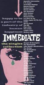 Cover - Mick Softley: Immediate Single Collection, The