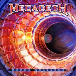 Megadeth: Super Collider - Cover