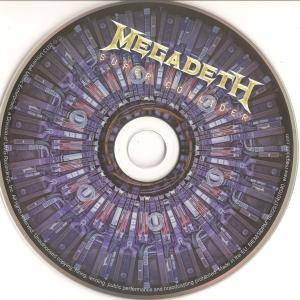 Megadeth: Super Collider (CD) - Bild 3