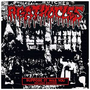 Agathocles: Suppose It Was You - Deluxe Edition - Cover