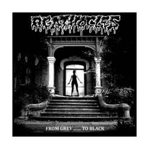 Agathocles: From Grey...To Black - Cover