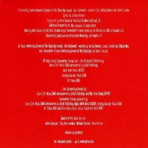 Queens Of The Stone Age: ...Like Clockwork (CD) - Bild 2