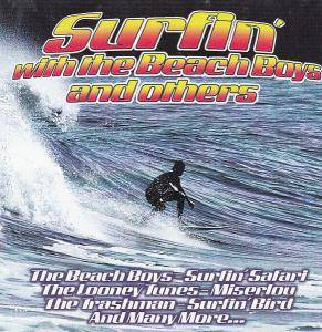 Cover - (British) Eagles, The: Surfin' With The Beach Boys And Others