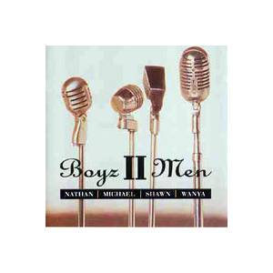Cover - Boyz II Men: Nathan / Michael / Shawn / Wanya
