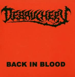 Cover - Debauchery: Back In Blood