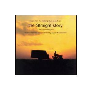Cover - Angelo Badalamenti: Straight Story, The