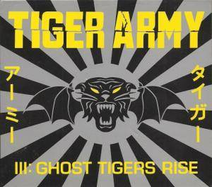 Tiger Army: III: Ghost Tigers Rise - Cover