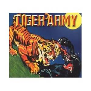 Cover - Tiger Army: Tiger Army