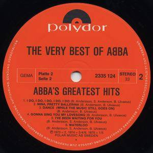 ABBA: The Very Best Of ABBA - ABBA's Greatest Hits (2-LP) - Bild 5