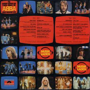 ABBA: The Very Best Of ABBA - ABBA's Greatest Hits (2-LP) - Bild 6