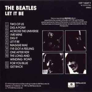 The Beatles: Let It Be (CD) - Bild 4