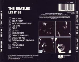 The Beatles: Let It Be (CD) - Bild 5