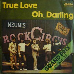Cover - Neumis Rock Circus: True Love