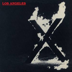 X: Los Angeles - Cover