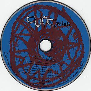 The Cure: Wish (CD) - Bild 3