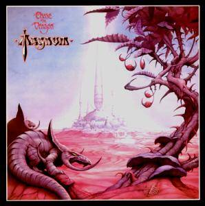 Cover - Magnum: Chase The Dragon