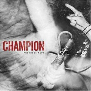 Champion: Promises Kept - Cover
