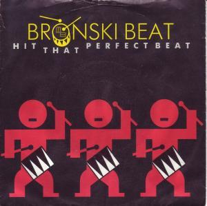 Bronski Beat: Hit That Perfect Beat - Cover