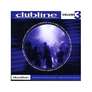 Clubline Volume 3 - Cover