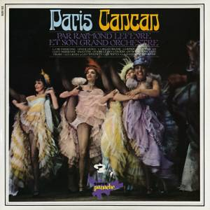 Cover - Raymond Lefèvre: Paris Cancan