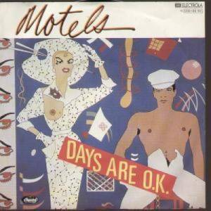 Cover - Motels, The: Days Are O:K