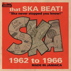 Cover - Don Drummond & The Skatalites: That Ska Beat! 1962 To 1966