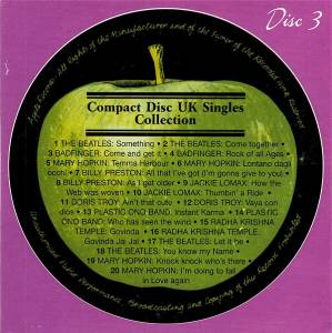 Cover - Doris Troy: Apple Singles Collection Vol. 03 - October 1969 / March 1970, The