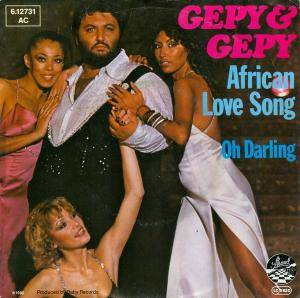 Cover - Gepy & Gepy: African Love Song / Oh Darling