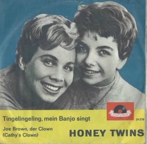Cover - Honey Twins, Die: Tingelingeling ,Mein Banjo Singt