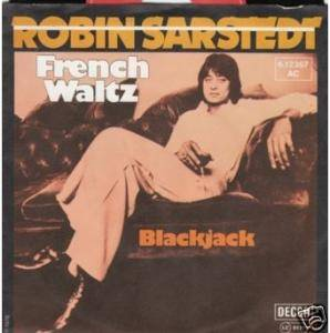 Cover - Robin Sarstedt: French Waltz