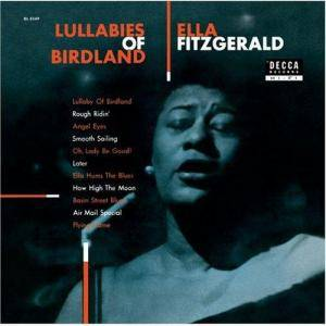 Cover - Ella Fitzgerald: Lullabies Of Birdland