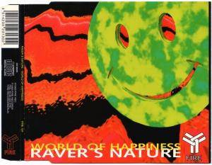 Cover - Raver's Nature: World Of Happiness