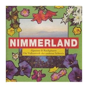 Nimmerland - Cover