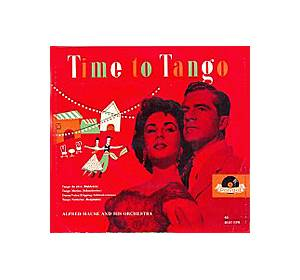 Cover - Alfred Hause & Sein Orchester: Time To Tango