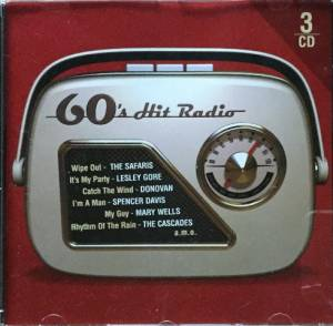 Cover - Bob B. Soxx & The Blue Jeans: 60's Hit Radio Vol. 3