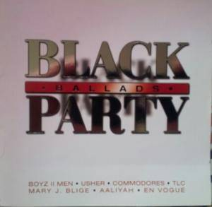 Cover - 702: Black Ballads Party