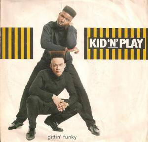 Cover - Kid 'N Play: Gittin' Funky