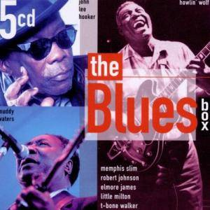 Cover - Smokey Hogg: Blues Box, The