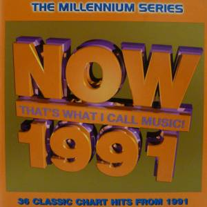 NOW That's What I Call Music! 1991 - Millennium Series [UK Series] - Cover
