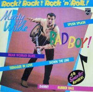 Marty Wilde: Bad Boy Rock! Rock! Rock'n'Roll (LP) - Bild 1