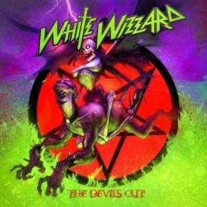 White Wizzard: Devil's Cut, The - Cover