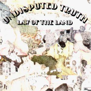 Cover - Undisputed Truth, The: Law Of The Land