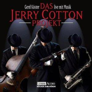 Gerd Köster: Jerry Cotton Projekt, Das - Cover