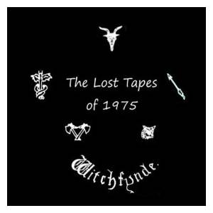 Witchfynde: Lost Tapes, The - Cover