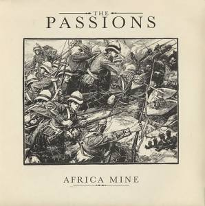 Cover - Passions, The: Africa Mine
